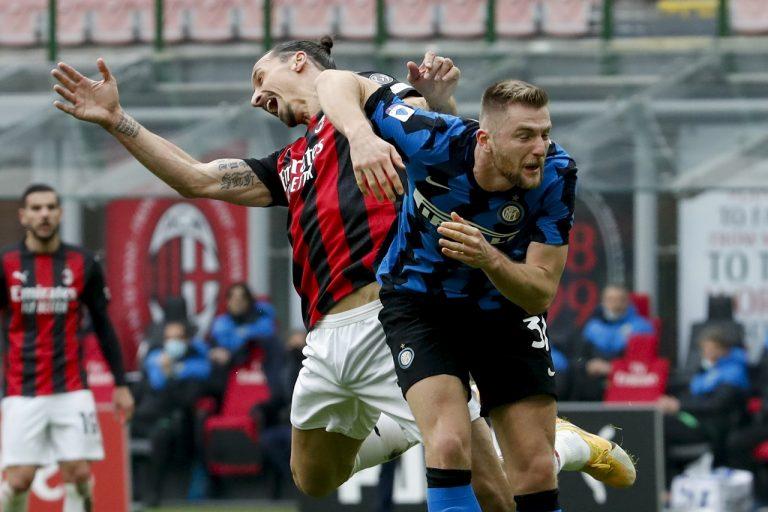 AC Miláno - Inter Miláno