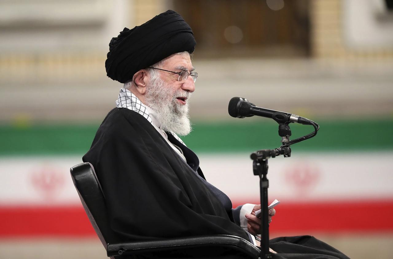 Chameneí