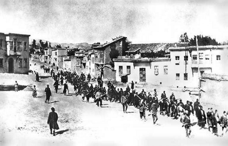 Genocída_Arménsko
