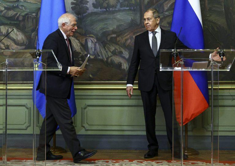 Lavrov a Borrell