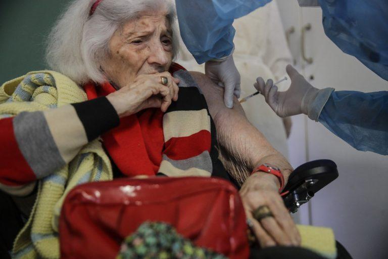 očkovanie seniori