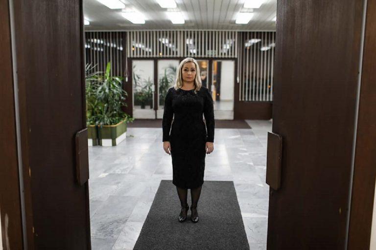 38 ročná učiteľka Antónia Dančová
