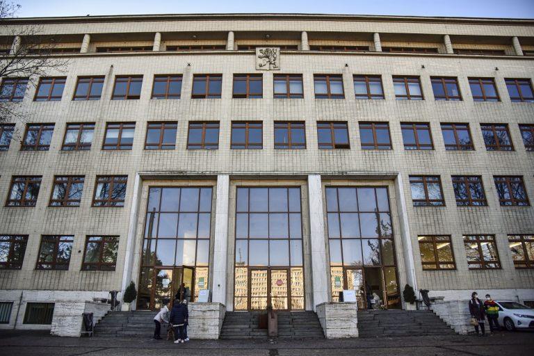 budova Fakulty architektúry a dizajnu Slovenskej technickej univerzity (STU) v Bratislave