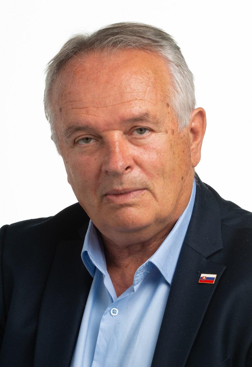 poslanec Európskeho parlamentu Miroslav Radačovský