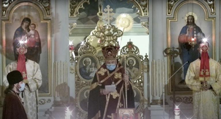 košický arcibiskup Cyril Vasiľ SJ