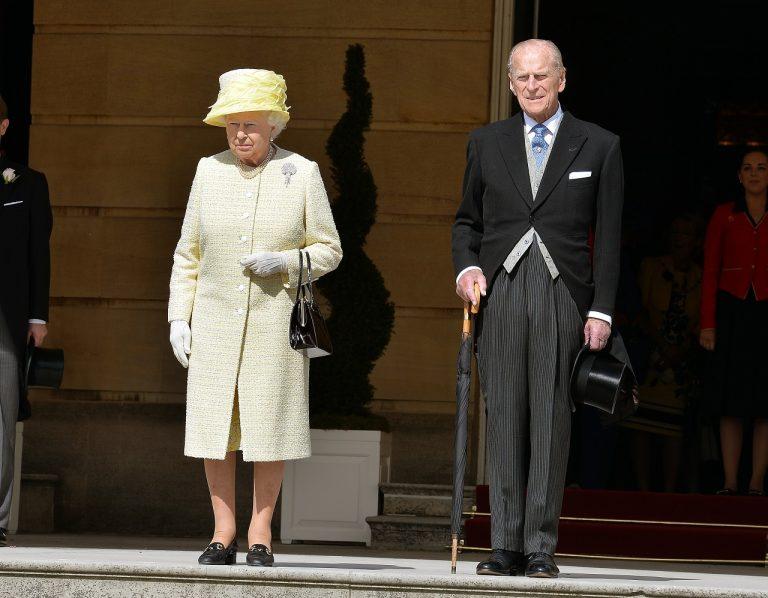 kráľovná Alžbeta II. princ Filip