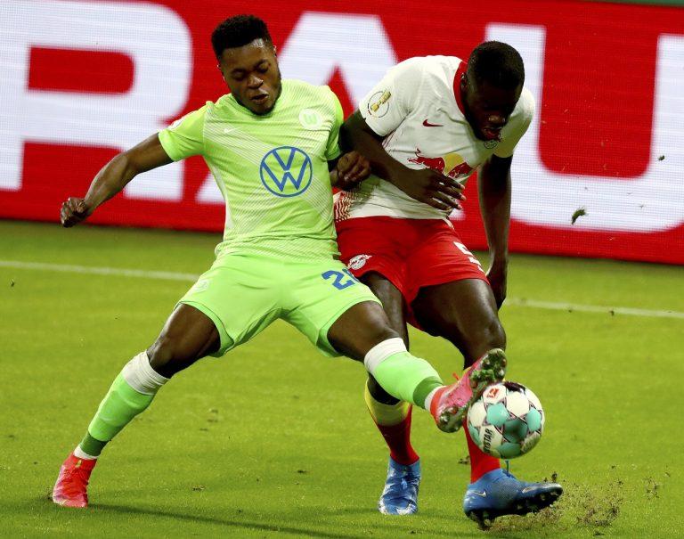 RB Lipsko - VfL Wolfsburg