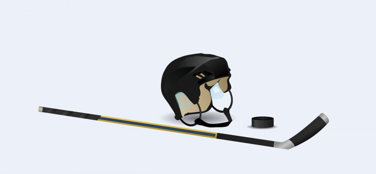 hokej, prilba