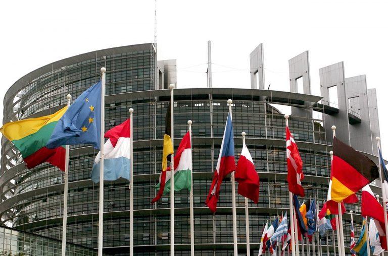 Európsky parlament budova