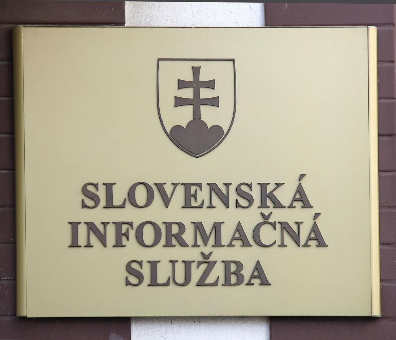 Slovenská informačná služba (SIS)