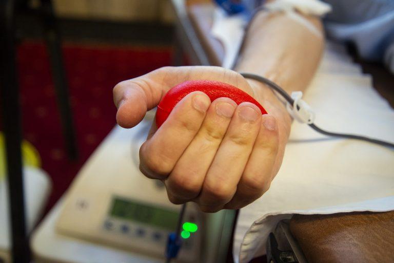 darca krvi