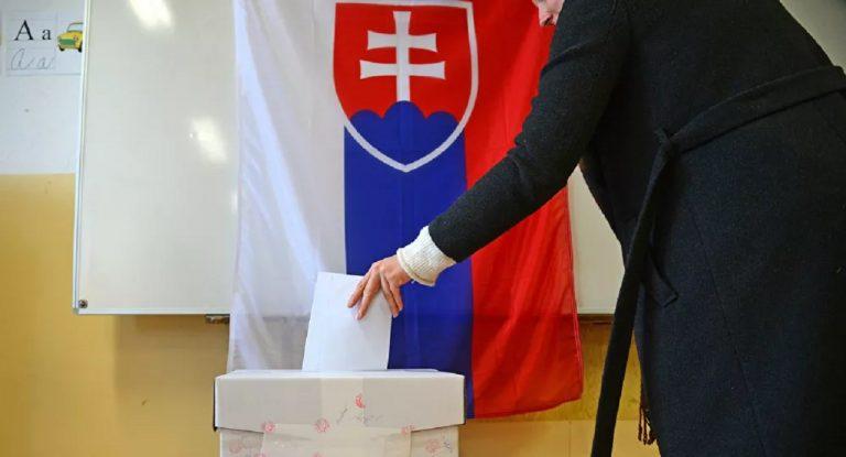 voľby SR