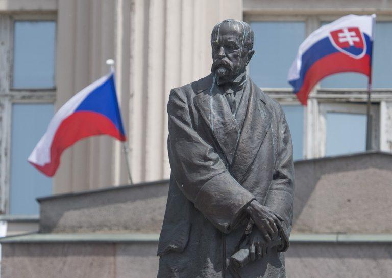 socha T.G. Masaryka