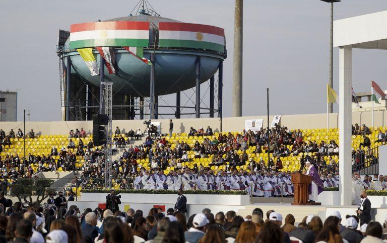 Pápež František_návšteva_Irak