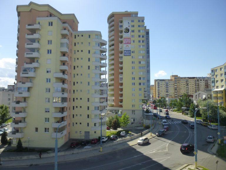 Nové byty Bratislava