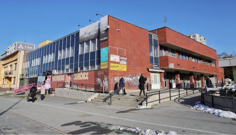 Opál nákupné stredisko Prešov