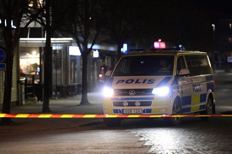Teroristický útok vo Švédsku