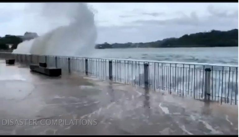 Zemetrasenie+Tsunami_Novy Zeland
