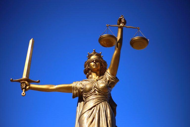 justícia, súd