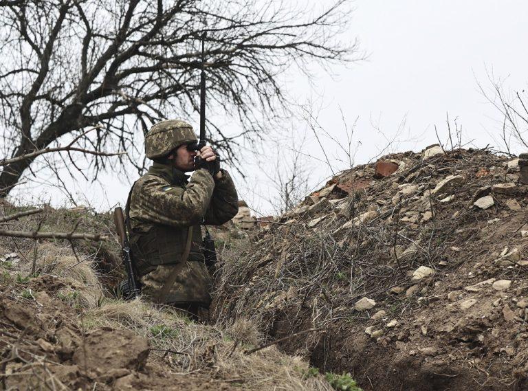 ukrajinsky vojak