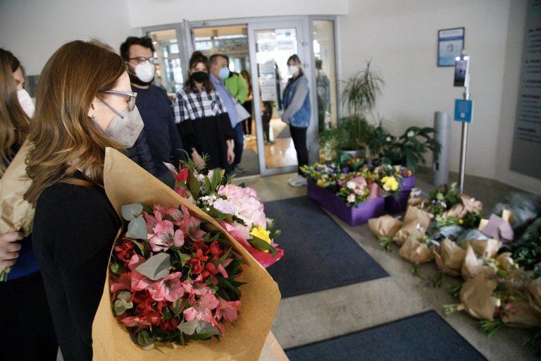ŠÚKL: Kytice kvetov pre Baťovú
