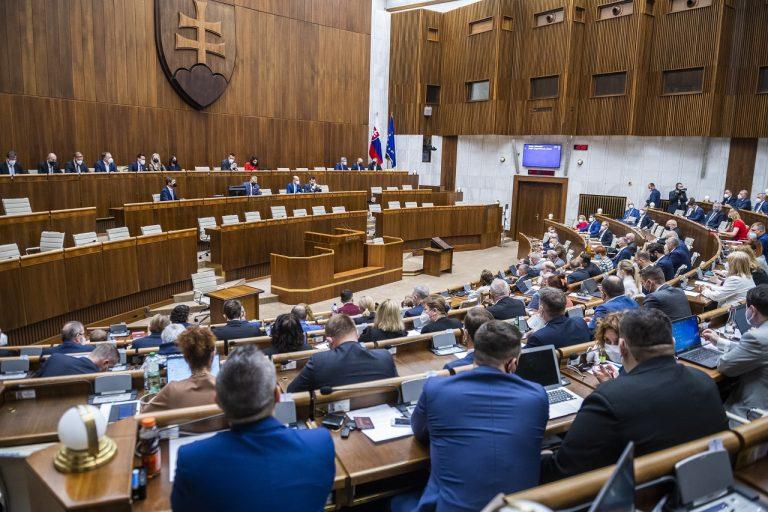 27. schôdza NRSR v Bratislave