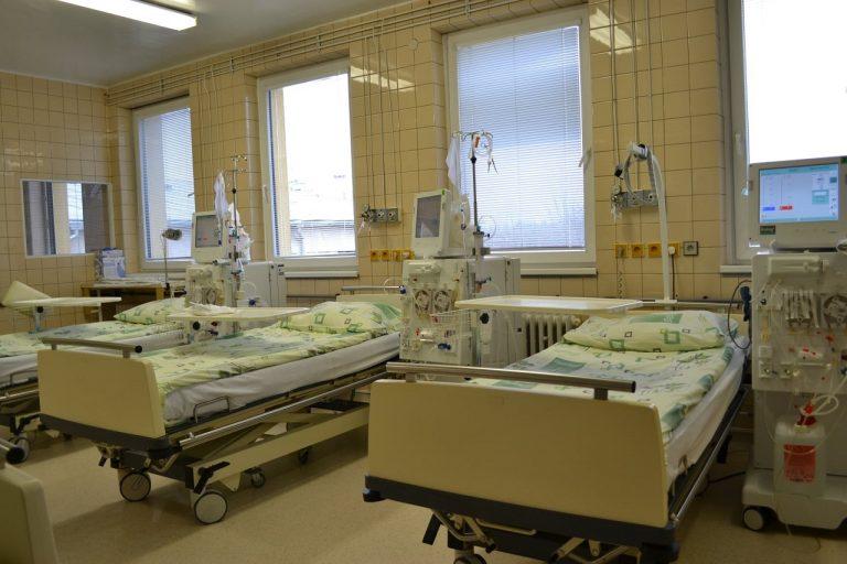 modernízácia nemocnica