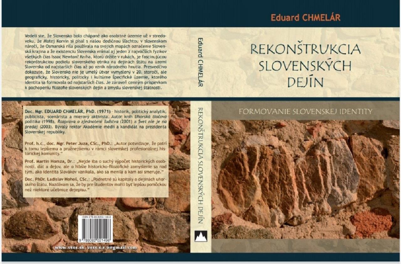 Rekonštrukcia slovenských dejín, Eduard Chmelár