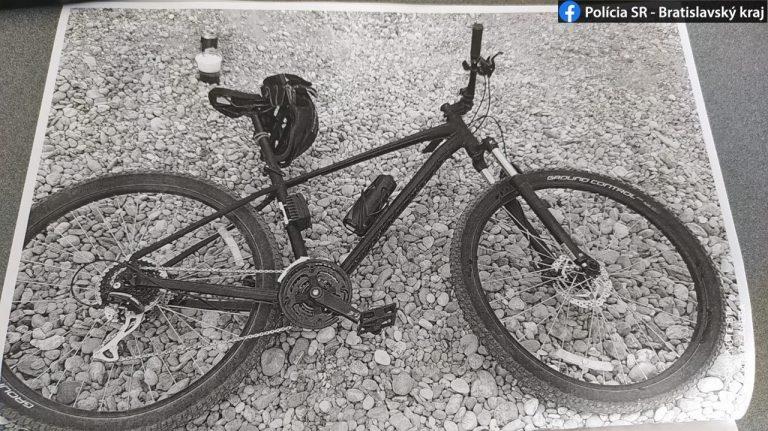 krádež bicyklov