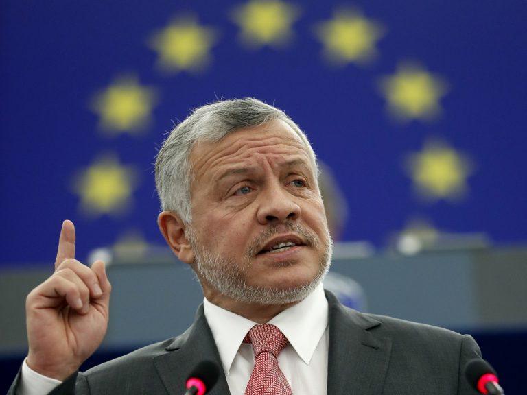 Jordánsky kráľ v EP