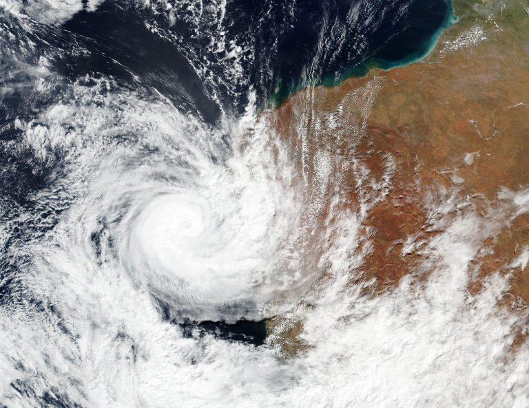 cyklón Seroja