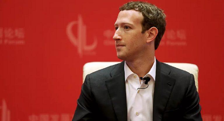 šéf spoločnosti Facebook Mark Zuckerberg