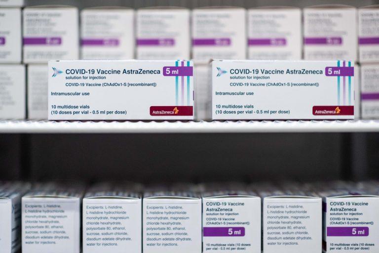 vakcíny od spoločnosti AstraZeneca