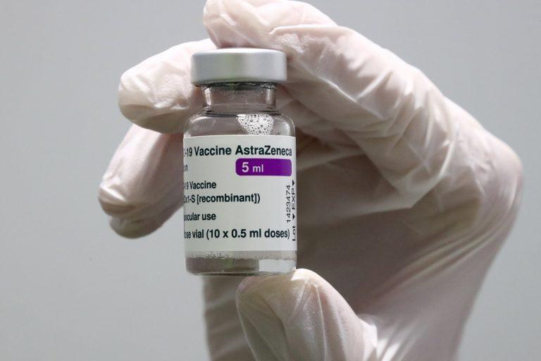 vakcína, Astrazeneca