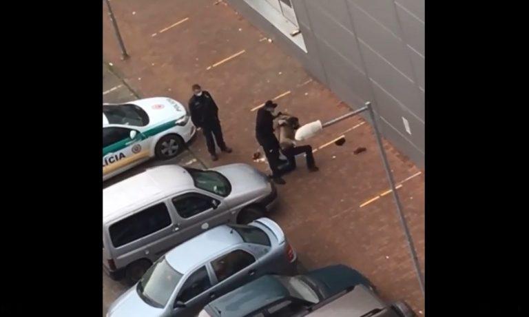 zásah, polícia