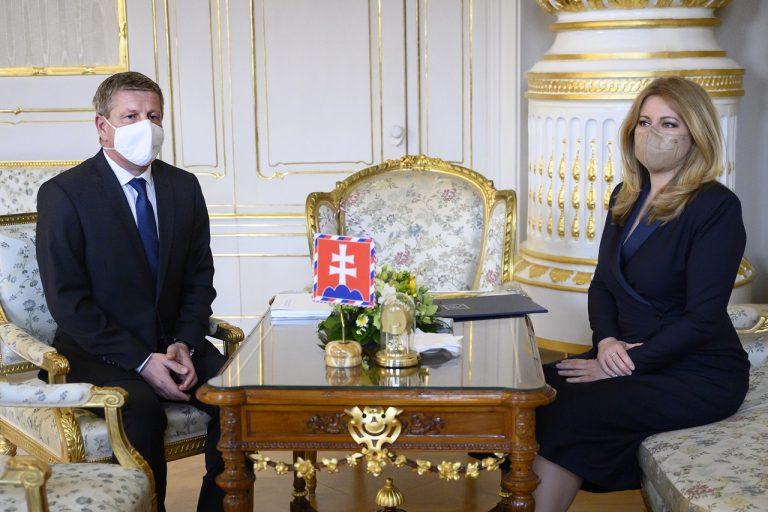 Zuzana Čaputová, Vladimír Lengvarský