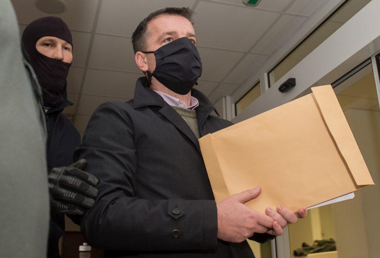 obvinený námestník riaditeľa SIS Boris Beňa