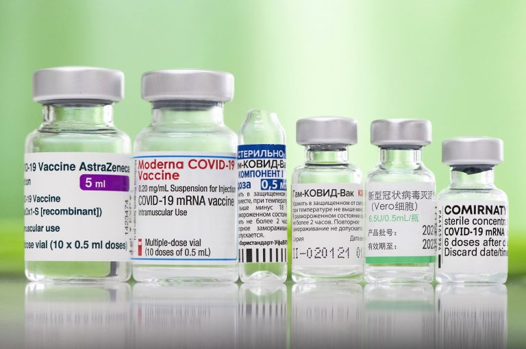 vakcíny