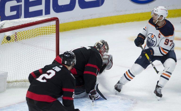 Ottawa Senators - Edmonton Oilers