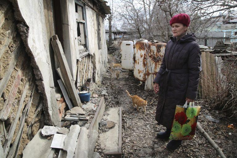 Situácia na východe Ukrajiny