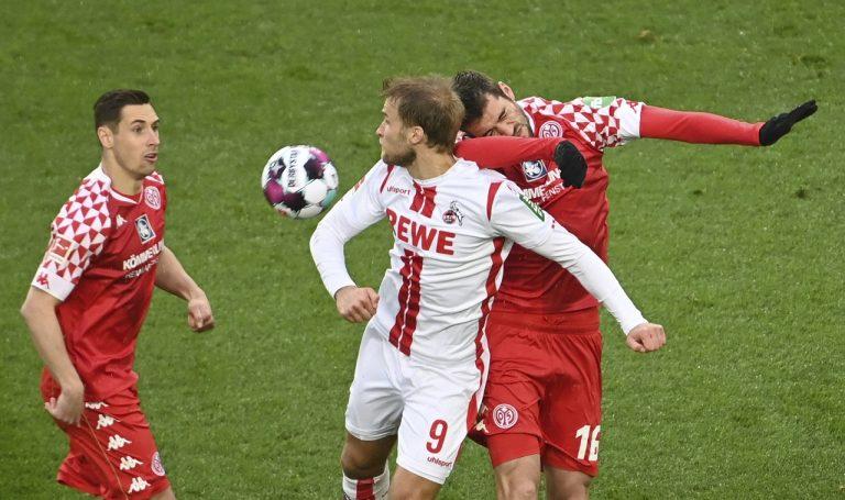1. FC Kolín - 1. FSV Mainz