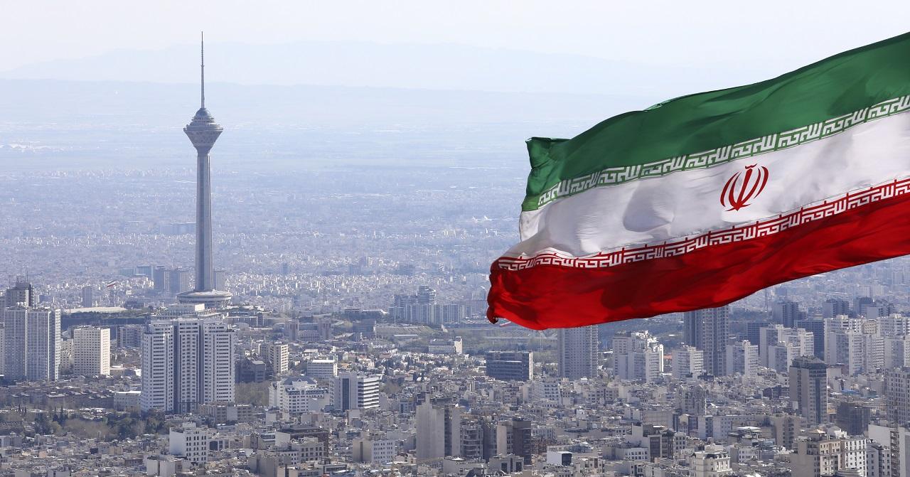 Iránska vlajka