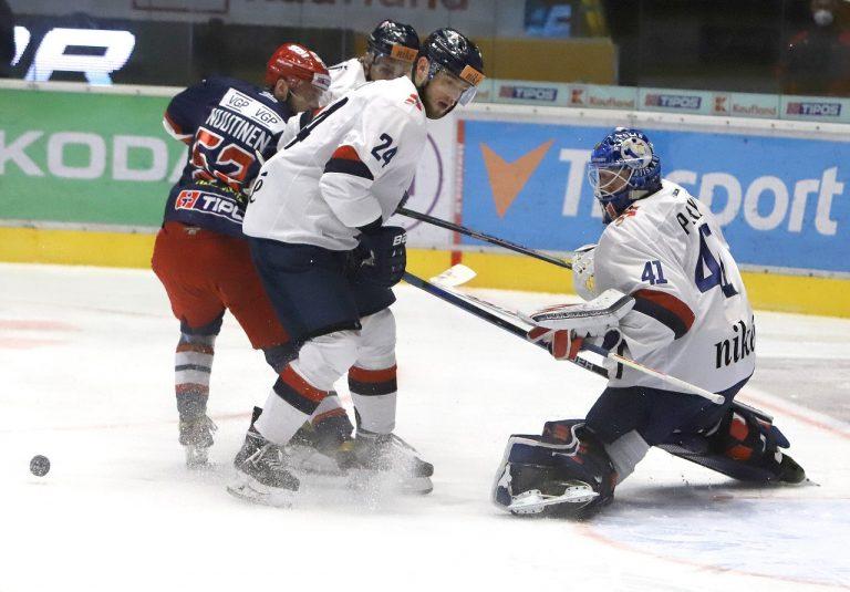 HKM Zvolen – HC Slovan Bratislava