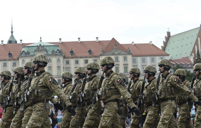 Vojaci poľskej armády