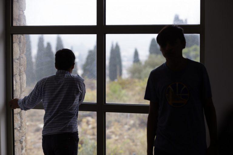 maloletí utečenci
