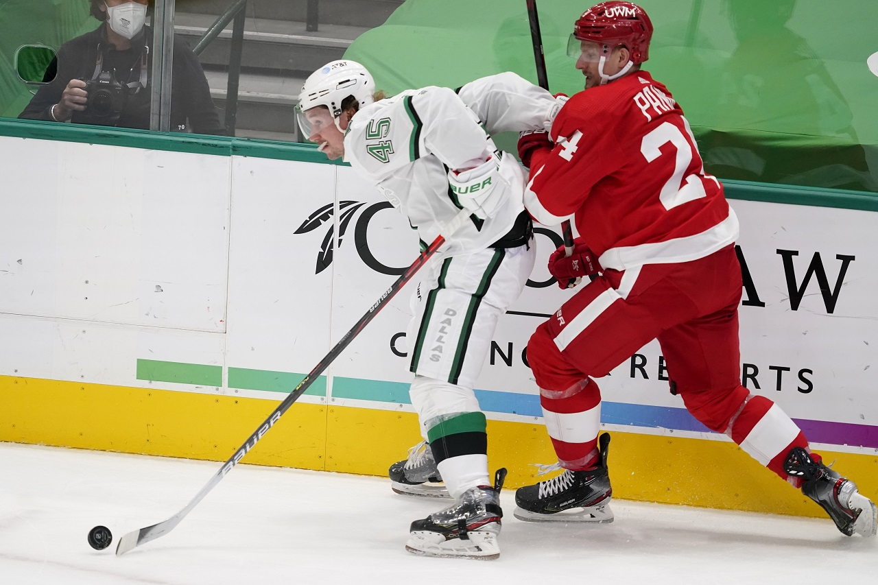 Dallas Stars - Detroit Red Wings