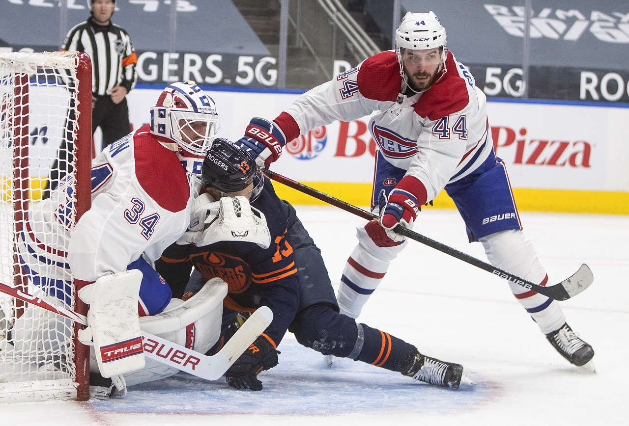 Edmonton Oilers - Montreal Canadiens