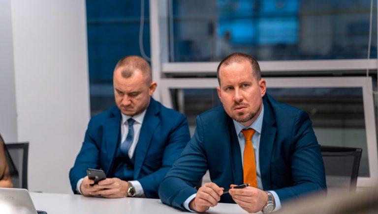 Michal Hudoba a Adrián Stolár