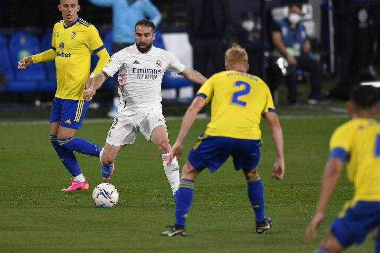 Cadiz CF - Real Madrid