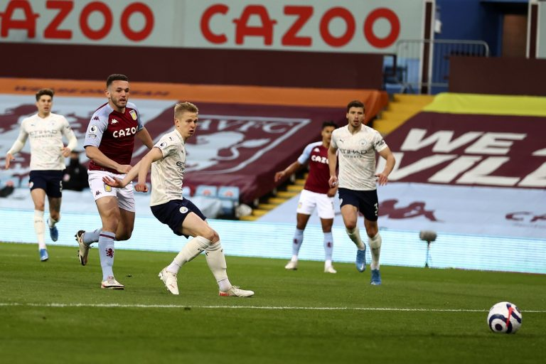 Aston Villa - Manchester City